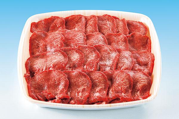 アメリカ産 厚切牛タンスライス