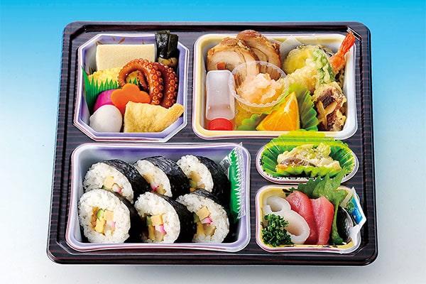 仕上げ膳 巻寿司入